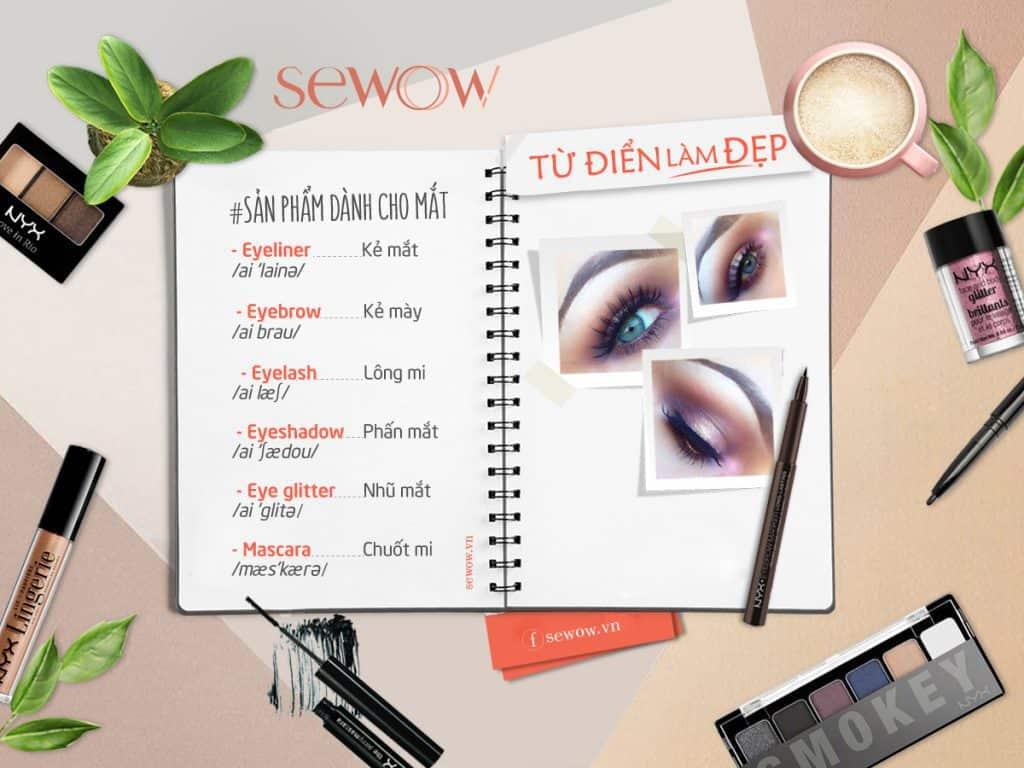 23 Bước trang điểm (make up) cá nhân cho người mới bắt đầu
